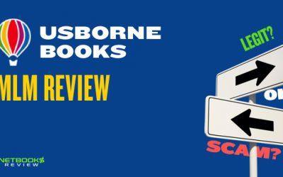 Usborne Books MLM Reviews Scam or Legit Direct Sales Opportunity?