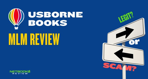 Usborne Books MLM Reviews Scam or Legit Direct Sales Opportunity?