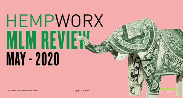 Hempworx MLM Review May 2020   Everything You Need To Know