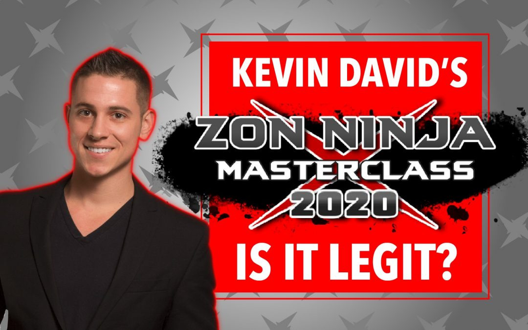 Is Kevin David's Amazon Program Legit? – Amazon FBA Ninja Review 2020