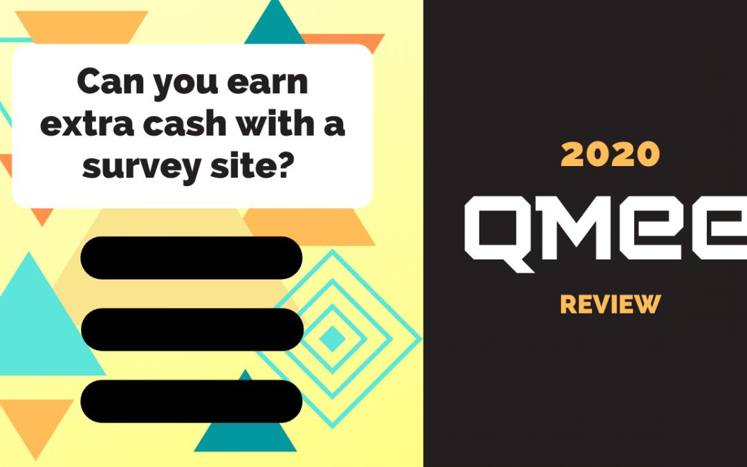 Can you earn extra cash with a survey site? Qmee Review 2020