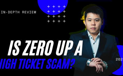 Is Zero Up a High Ticket Scam? Zero Up Review 2020