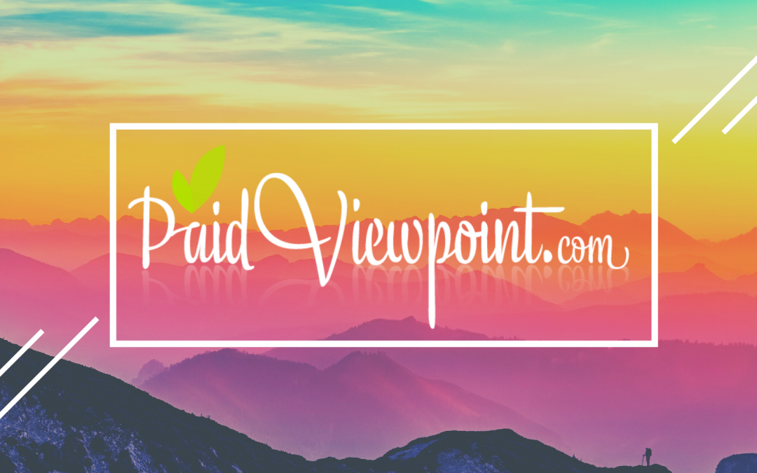 Is PaidViewpoint A Waste Of Time?