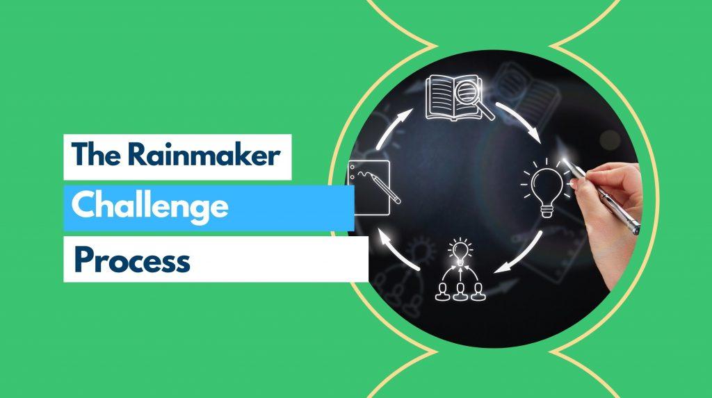 rainmaker challenge process