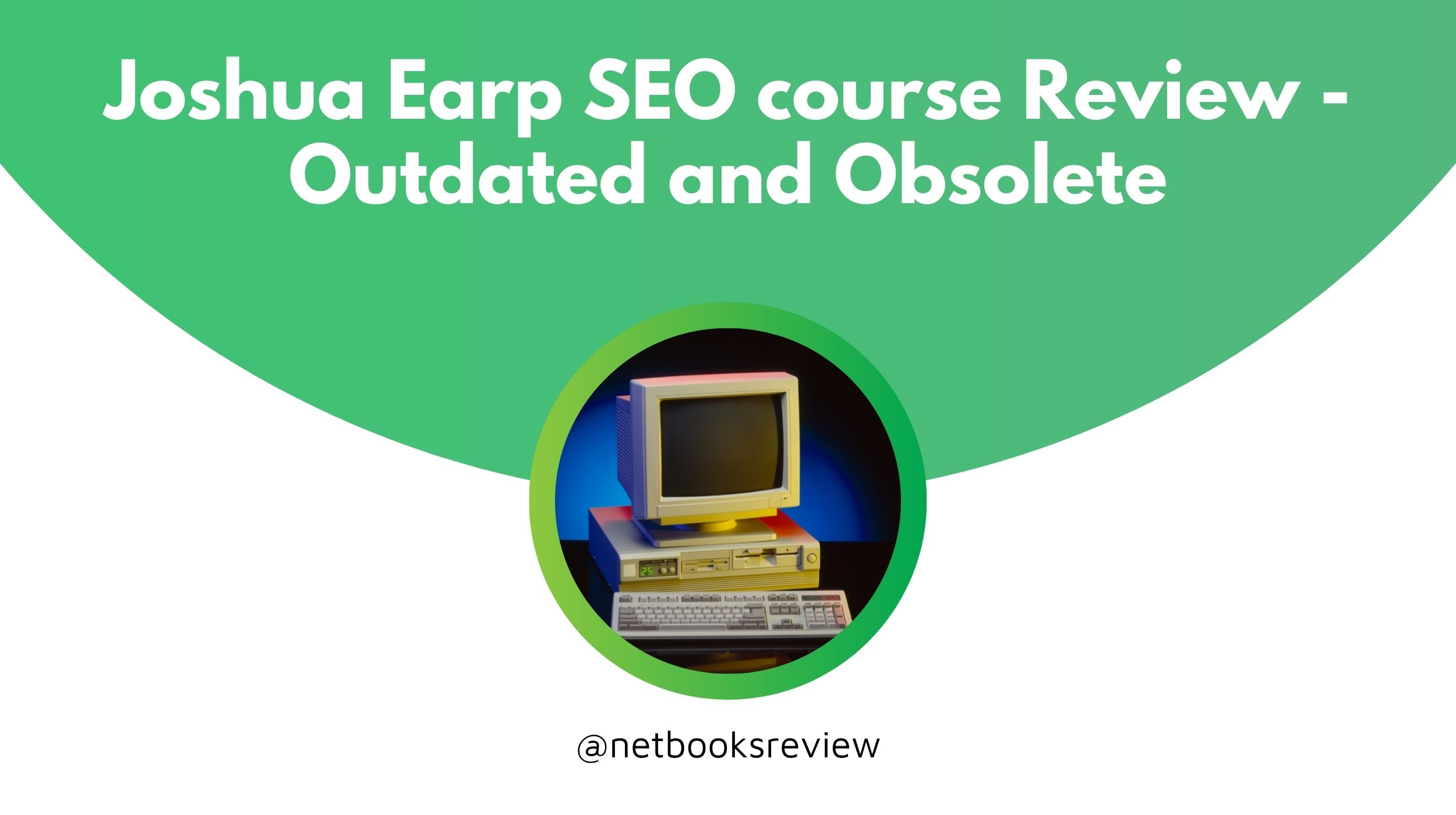 Joshua earp seo course review