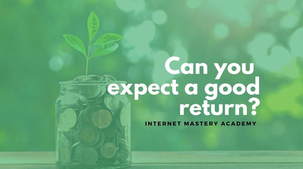 internet mastery academy cost