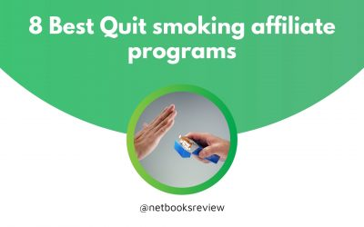 Quit smoking affiliate programs – The Top 8