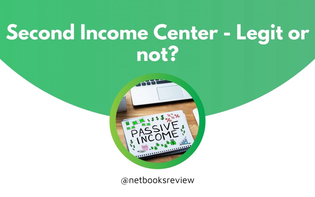 Second Income Center – Legit or not?